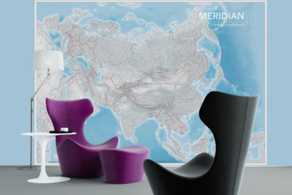 Mapa Azja Fiz ćwicz Home logo